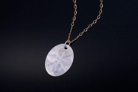 Engraved-Mandala-Necklace-#2