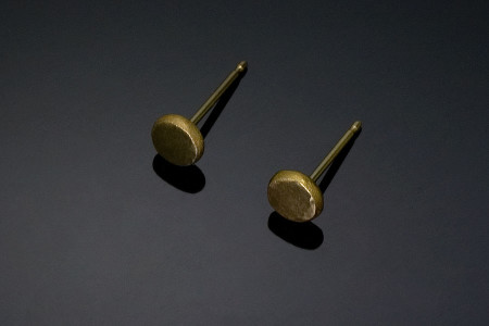 Gold-Post-Earrings