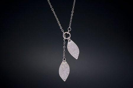 Leaf-Lariat-Necklace